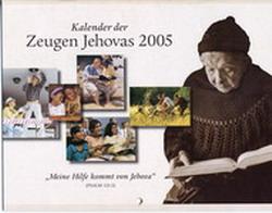 Kalender der Zeugen Jehovas 2005