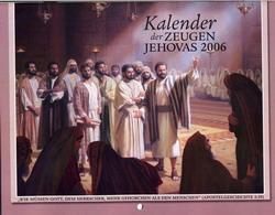 Kalender der Zeugen Jehovas 2006