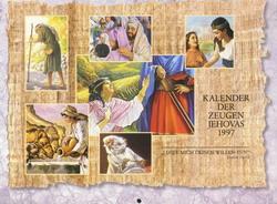 Kalender der Zeugen Jehovas 1997