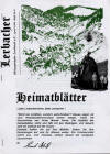 Lerbacher-Heimatblätter Heft Nr.9