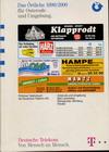 Das Örtliche 1999/2000 für Osterode und Umgebung