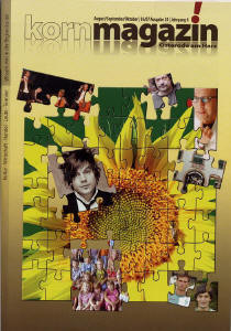 Korn Magazin - Jahrgang 5 - Heft 3