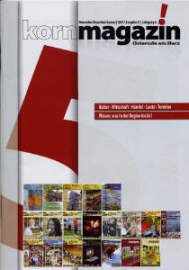 Korn Magazin - Jahrgang 5 - Heft 4