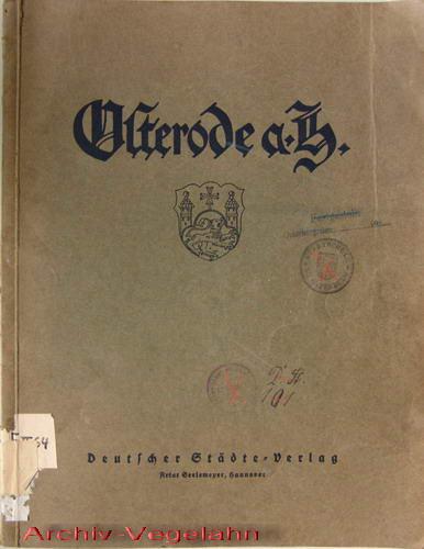 Magistrat der Stadt Osterode
