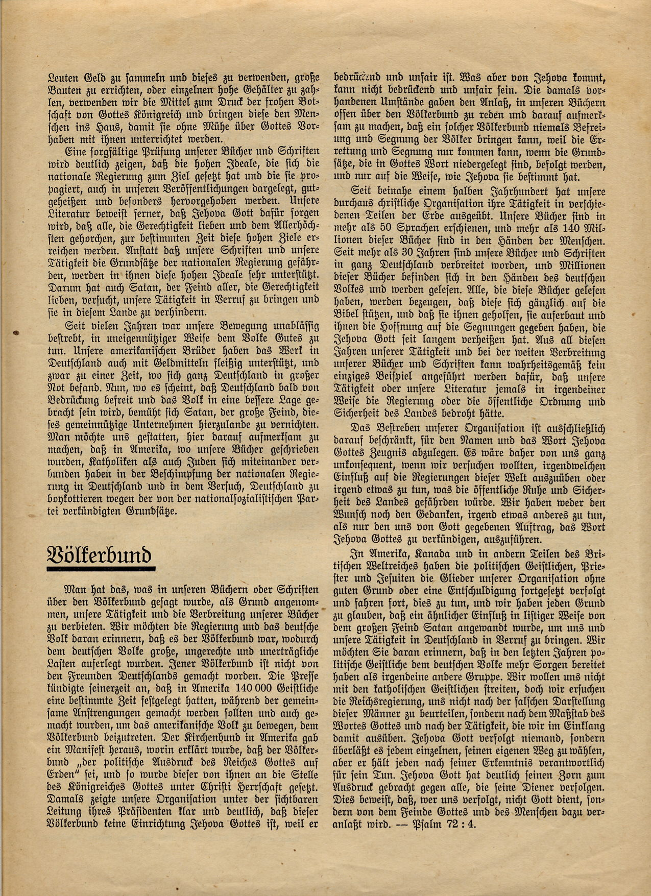 Erklärung - Berlin Wilmersdorf - 25.06.1933 - Seite 3