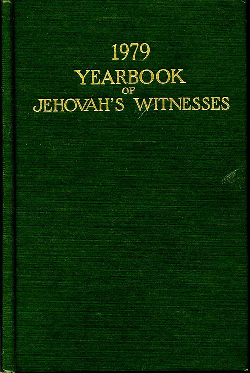 1979 Yearbook of Jehovah's Witnesses