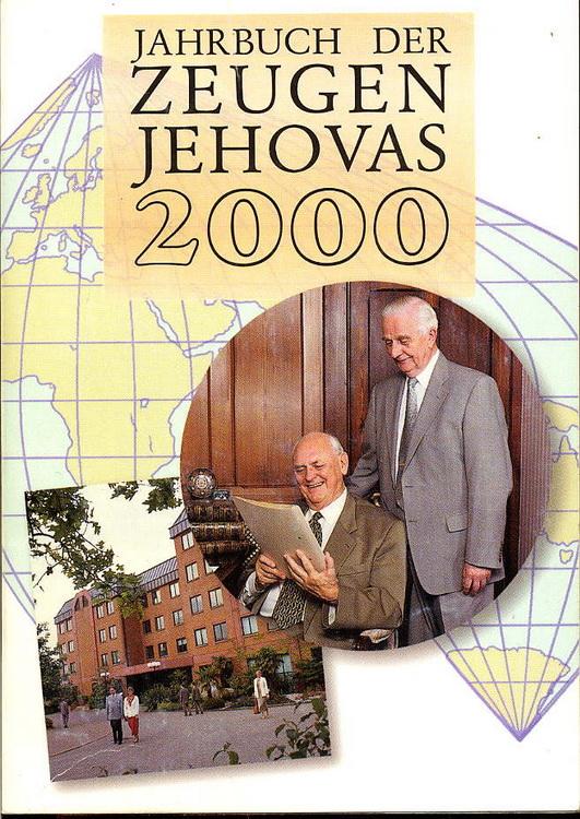 Jahrbuch der Zeugen Jehovas 2000