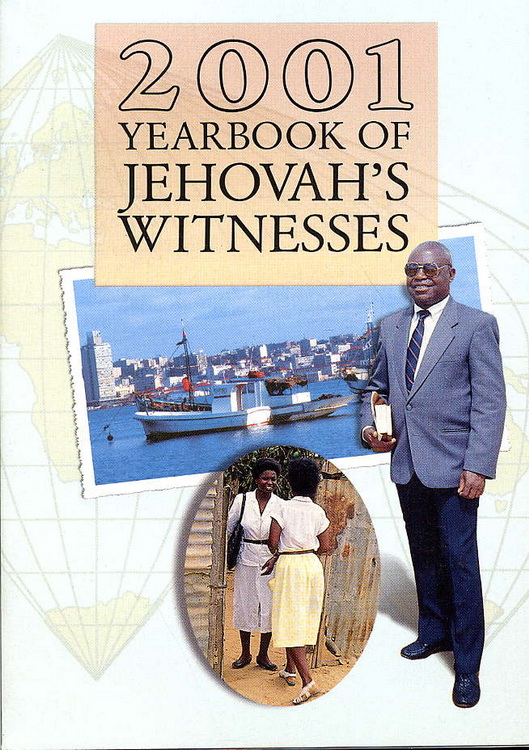 2001 Yearbook of Jehovah's Witnesses