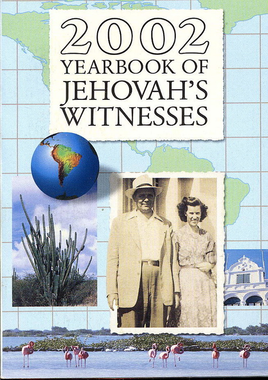 2002 Yearbook of Jehovah's Witnesses