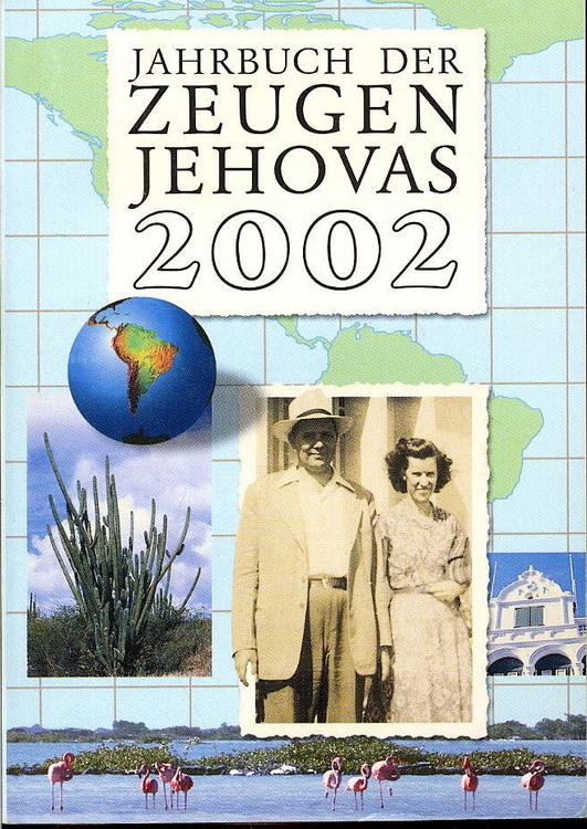 Jahrbuch der Zeugen Jehovas 2002
