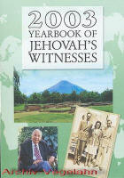 2003 Yearbook of Jehovah's Witnesse
