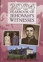2004 Yearbook of Jehovah's Witnesse