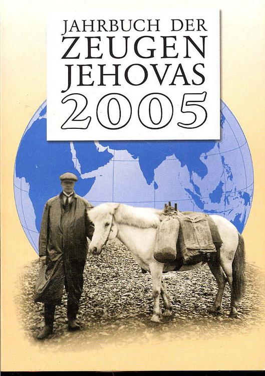 Jahrbuch der Zeugen Jehovas 2005