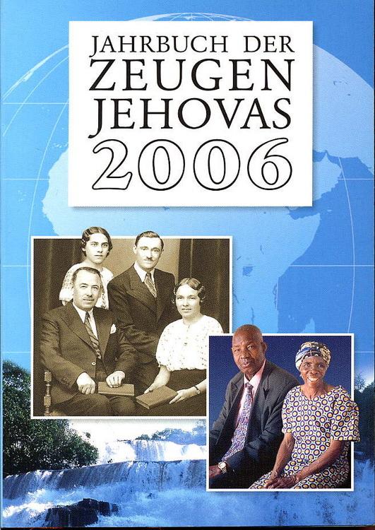 Jahrbuch der Zeugen Jehovas 2006